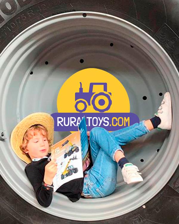 ruraltoys.com · tractores y maquinaria de juguete