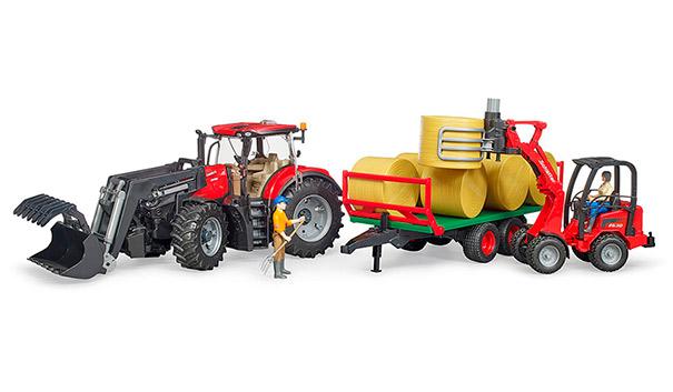 tractores de juguete para niños