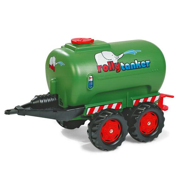 Remolque Cisterna RollyTanker Verde