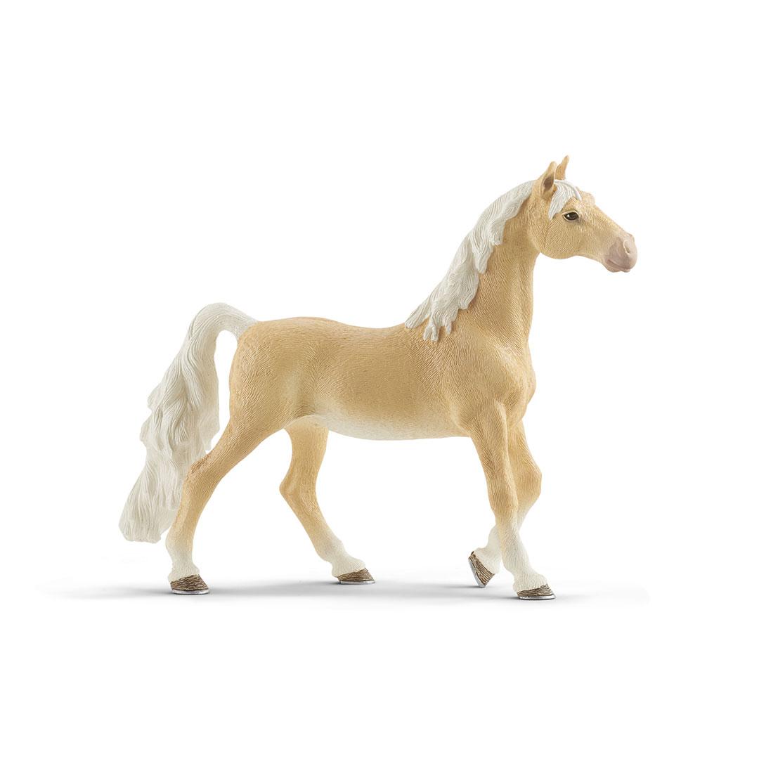 Yegua Saddlebred americana