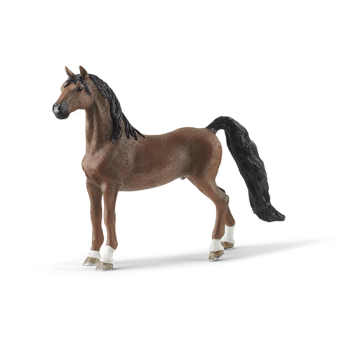 Caballo capón Saddlebred americano