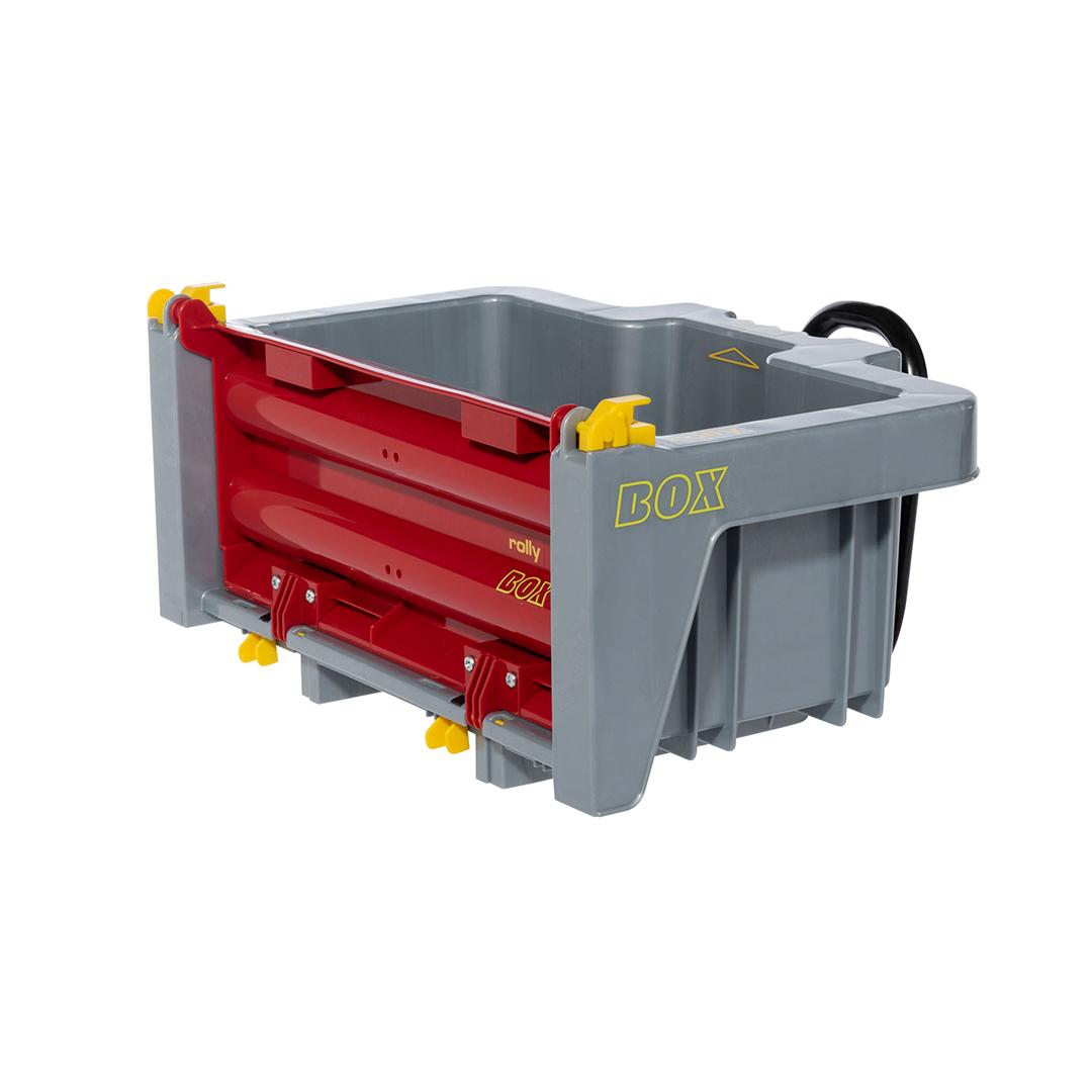 Caja Portaherramientas para Tractor de Pedales