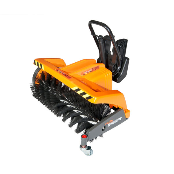 Barredora Naranja para Tractor de Pedales