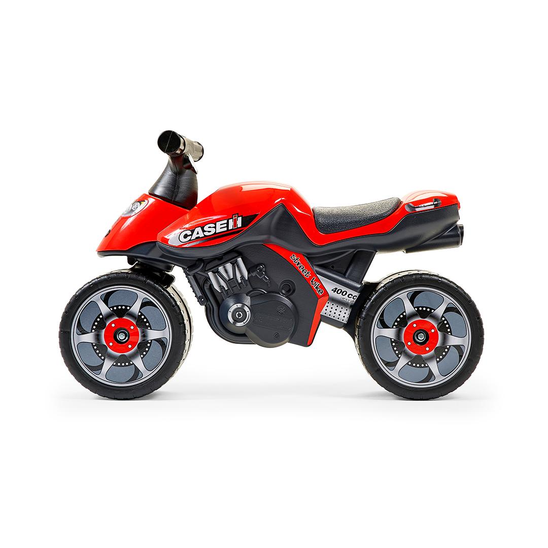 Moto Correpasillos Case IH