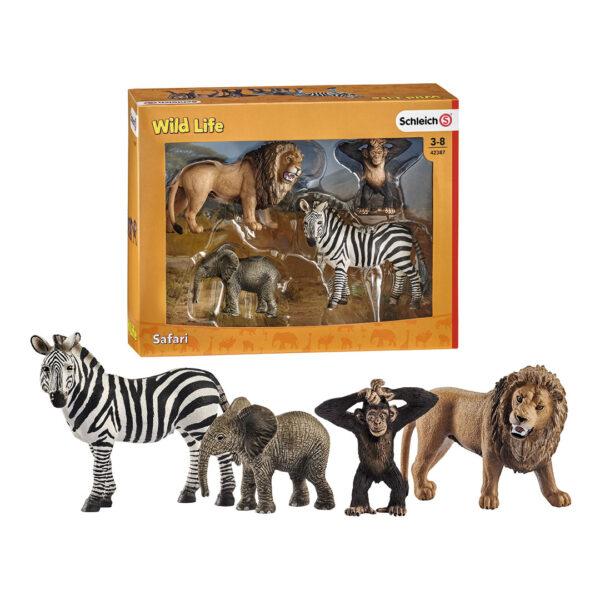 Set de iniciación Wild Life - 1
