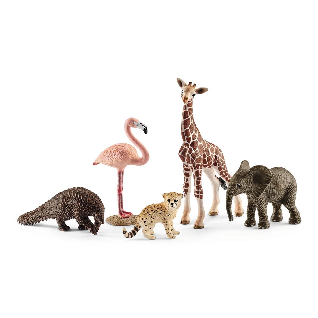 Surtido de animales Wild Life