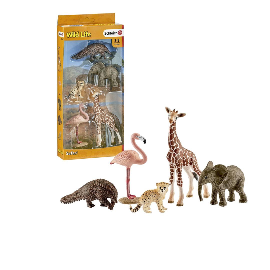 Surtido de animales Wild Life - 1