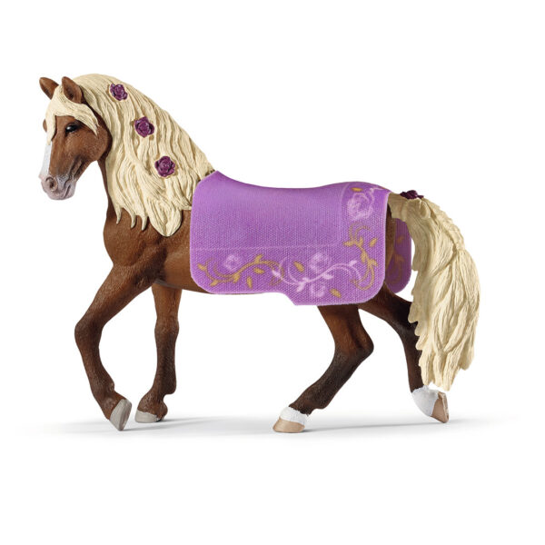 Muestra de caballos Paso Fino