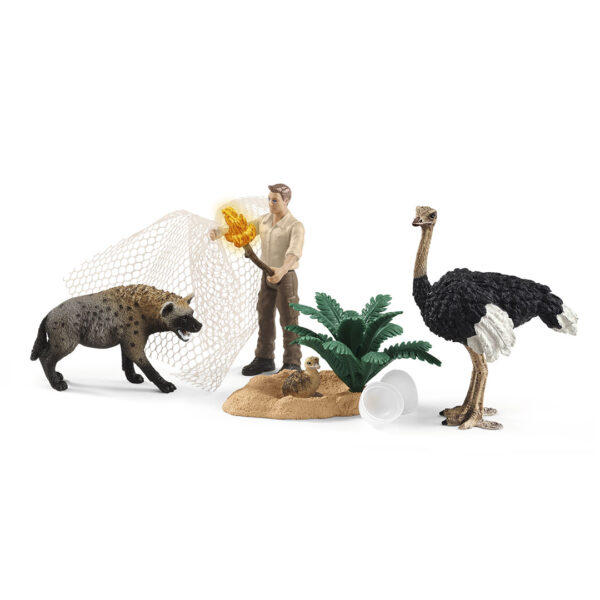 Ataque de la hiena