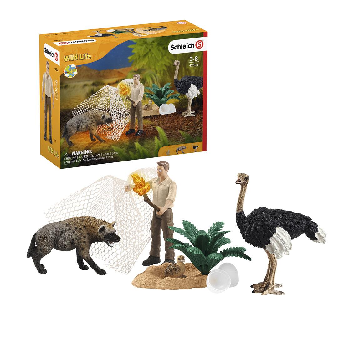 Ataque de la hiena - 1