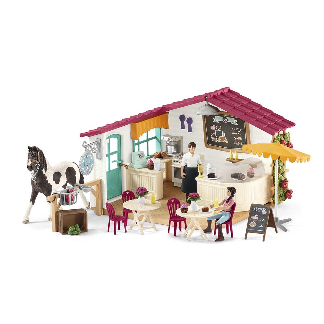Cafetería de jinetes