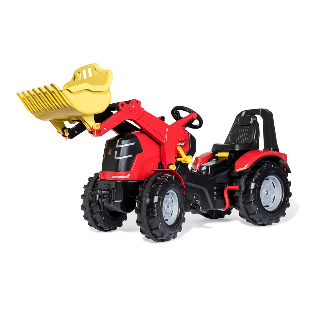 Tractor de Pedales rollyX-Trac