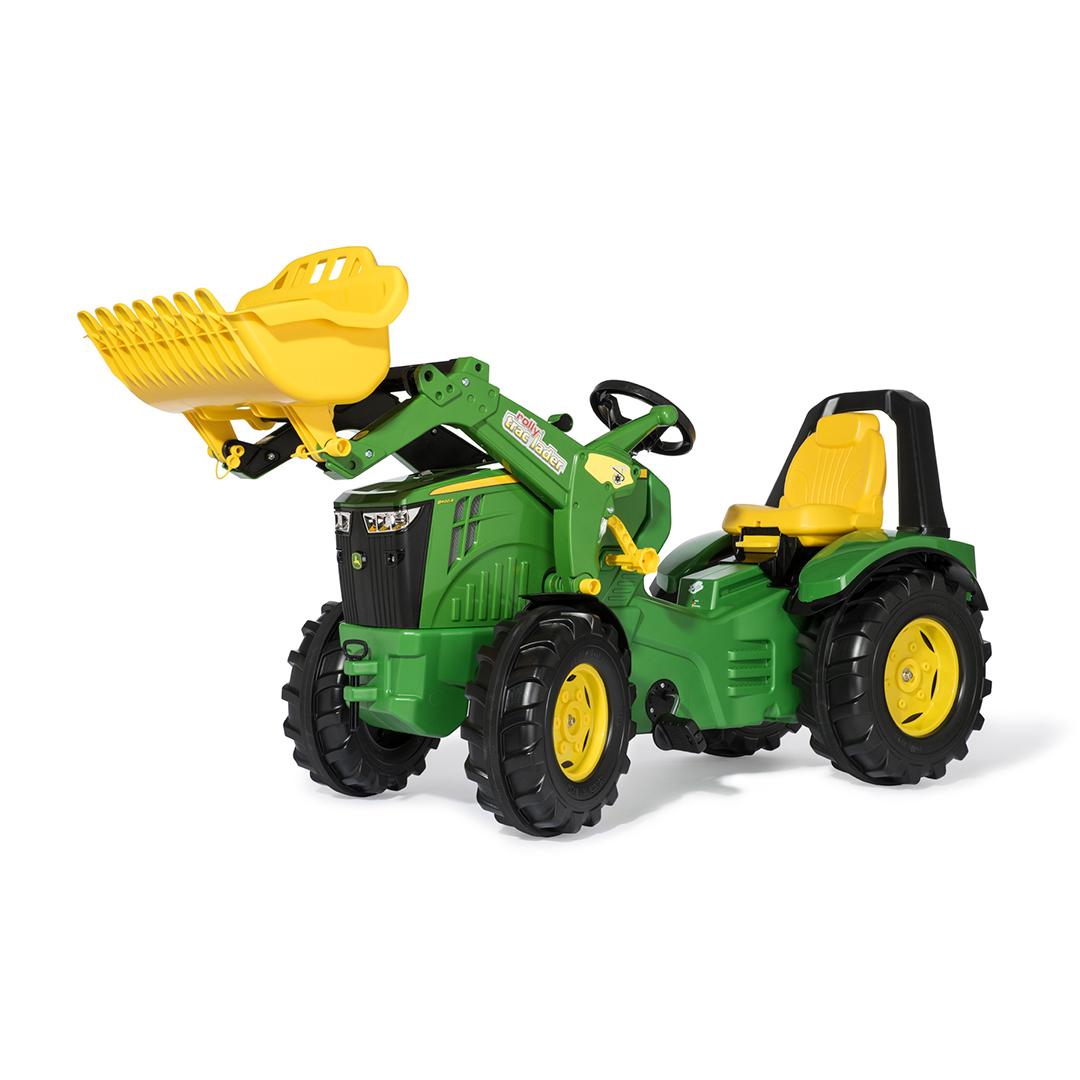 Tractor de Pedales rollyX-Trac John Deere 8400R