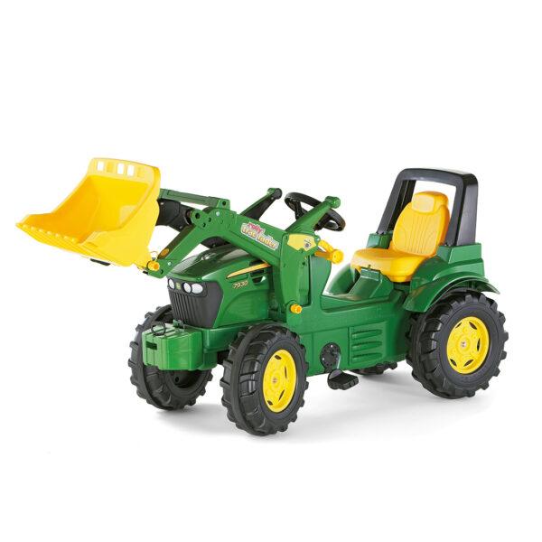 Tractor de Pedales rollyFarmtrac John Deere 7930 con pala