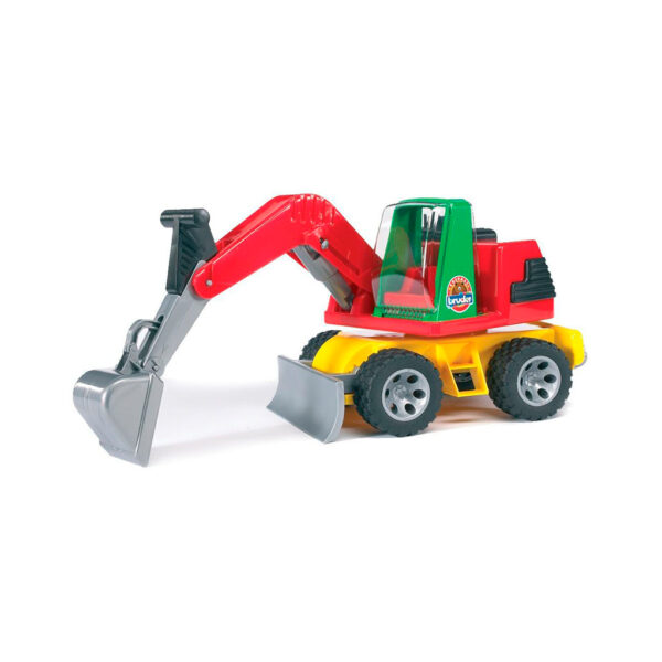 ROADMAX Excavadora con pala