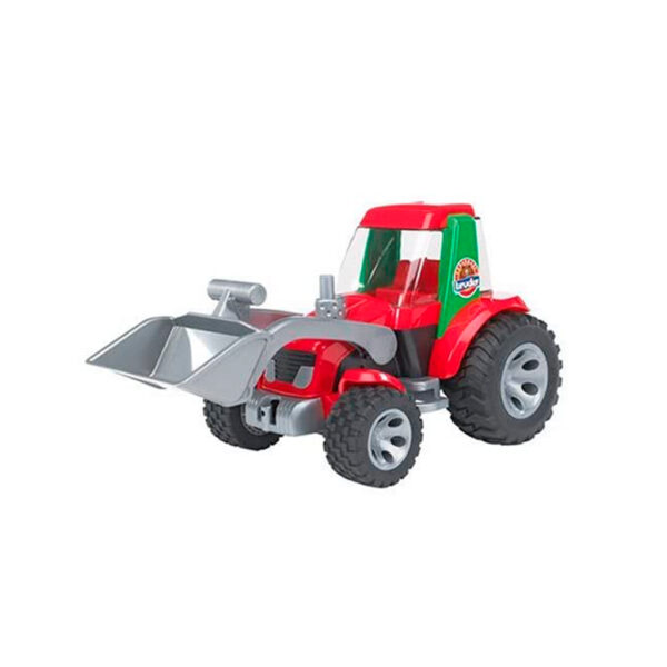 ROADMAX Tractor con pala frontal