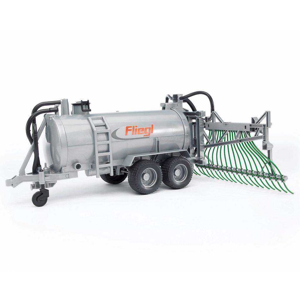 Remolque Cisterna con sistema de riego TOP Profi  - Ref. Bruder 2020 - 1