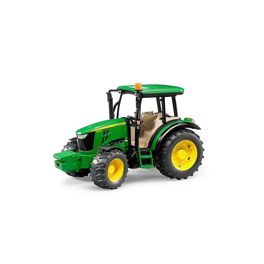 Tractor John Deere 5115M - Ref. Bruder 2106