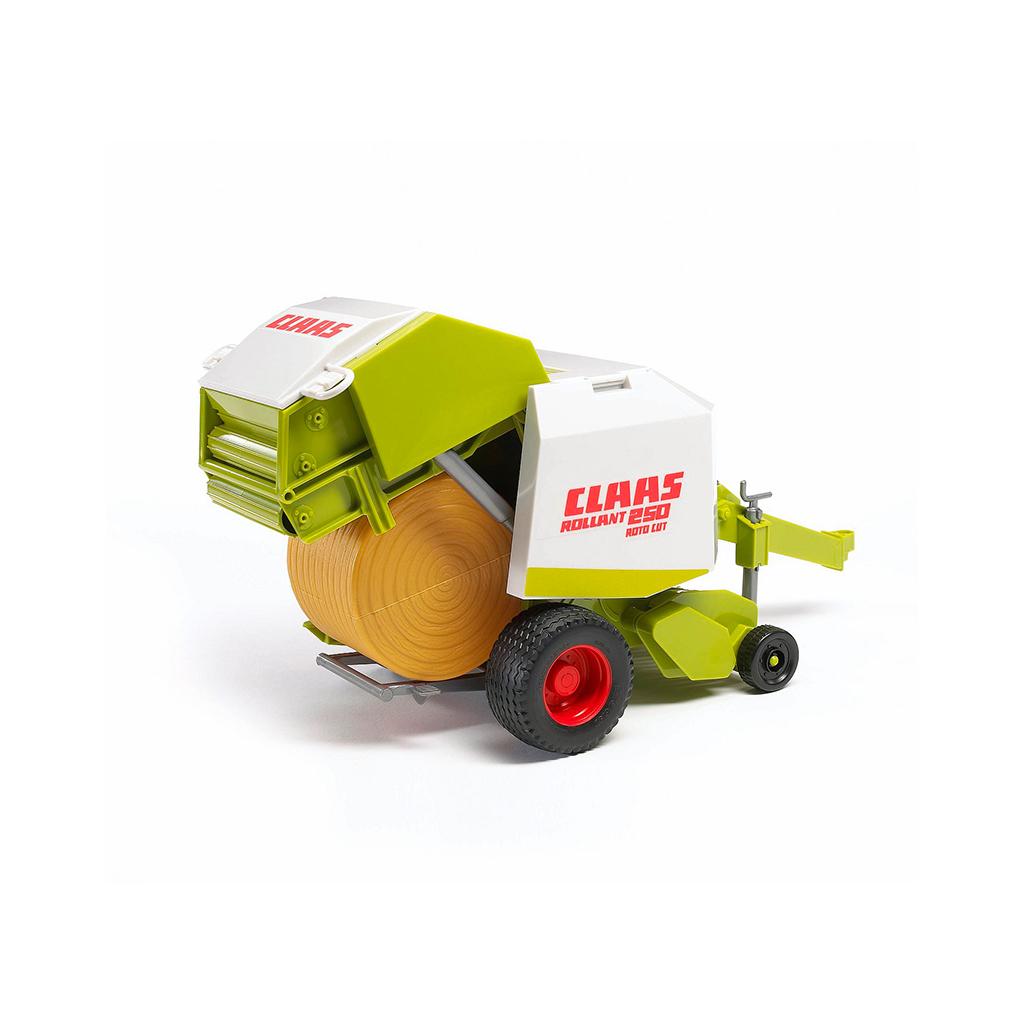 Empacadora de heno Claas Rollant 250 - Ref. Bruder 2121