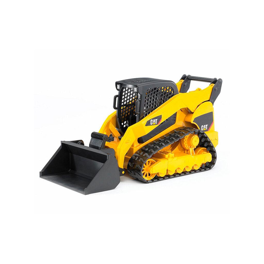 Mini cargadora Compacta Caterpillar - Ref. Bruder 2136 - 1