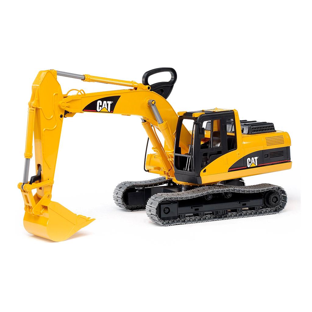 Excavadora Oruga Caterpillar - Ref. Bruder 2438 - 1
