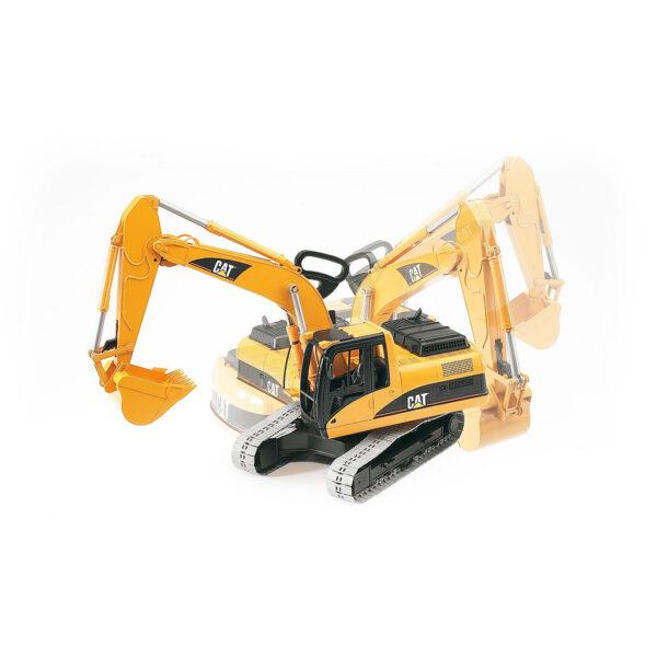 Excavadora Oruga Caterpillar - Ref. Bruder 2438