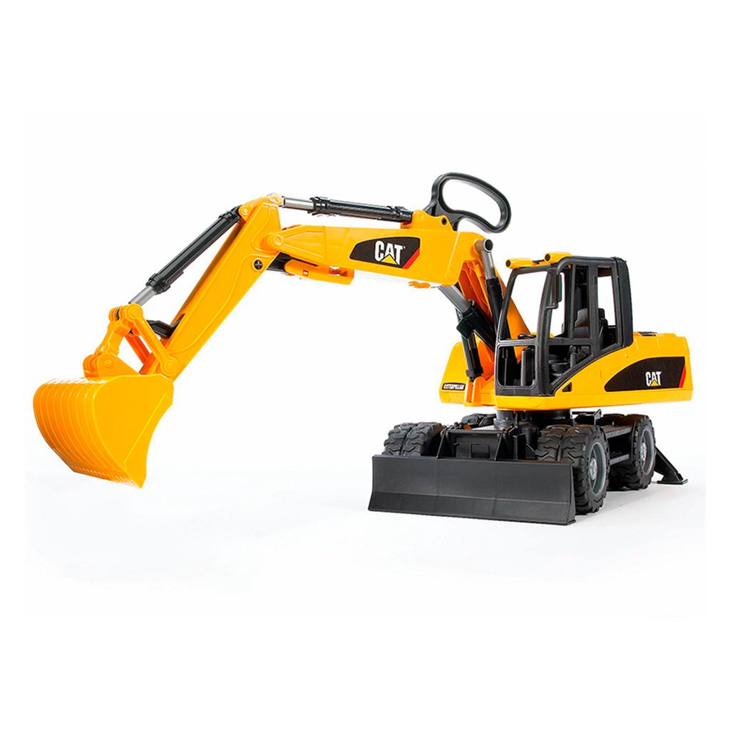 Excavadora con brazo cuchara CAT - Ref. Bruder 2445 - 1