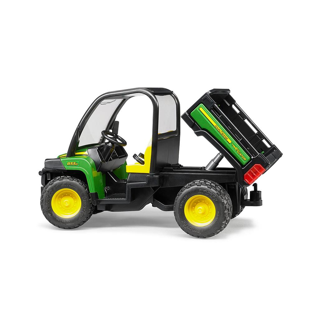 Buggy John Deere Gator XUV 855D - Ref. Bruder 2491 - 1