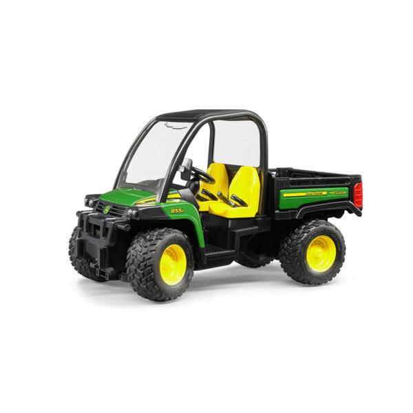Buggy John Deere Gator XUV 855D - Ref. Bruder 2491