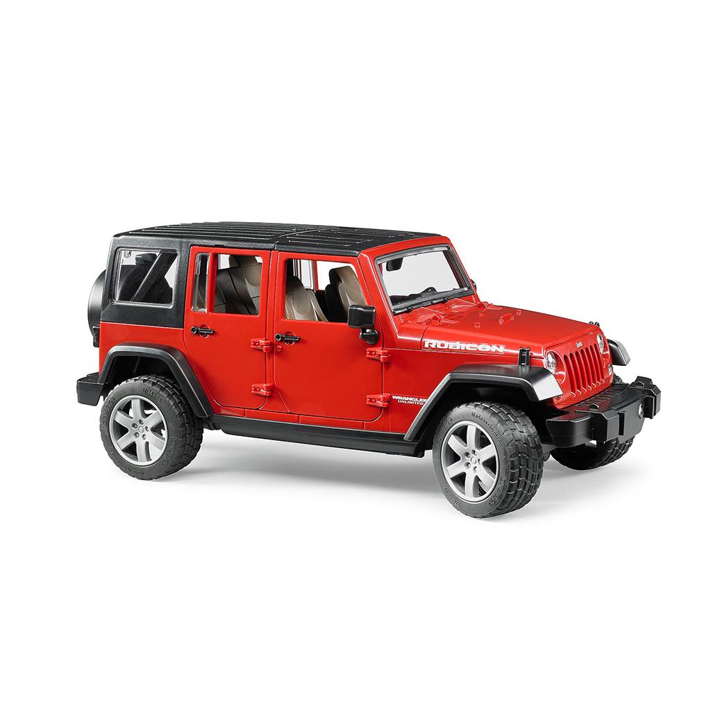 Jeep Wrangler Unlimited Rubicon - Ref. Bruder 2525 - 1