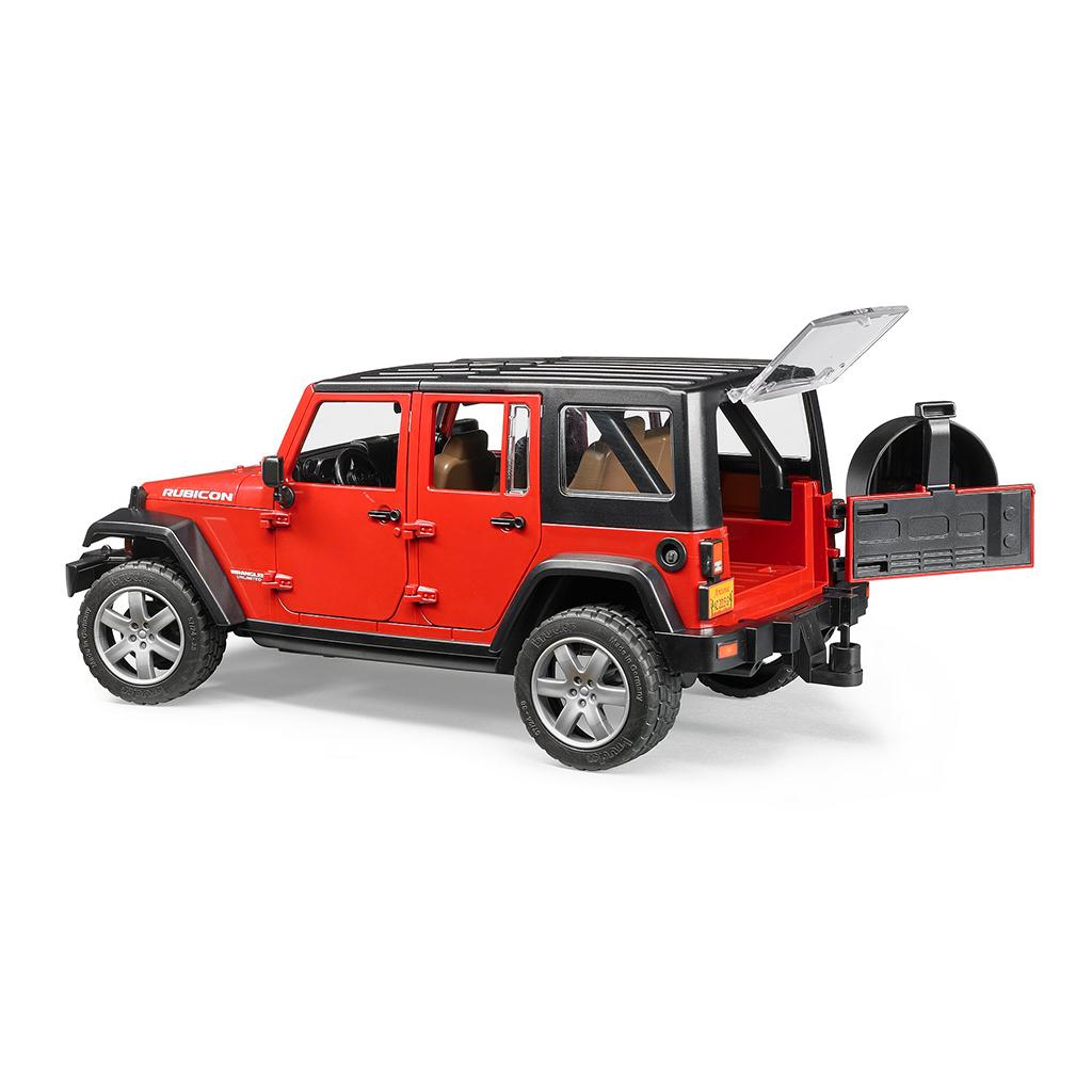 Jeep Wrangler Unlimited Rubicon - Ref. Bruder 2525