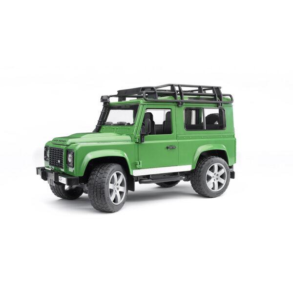 Todoterreno Land Rover Defender Station Wagon - Ref. Bruder 2590