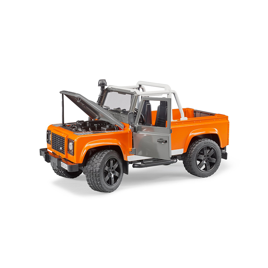 Todoterreno Land Rover Defender - Ref. Bruder 2591