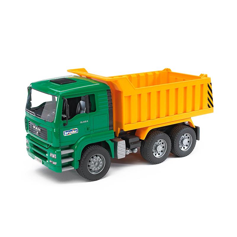 Camión Volquete MAN – Ref. Bruder 2765