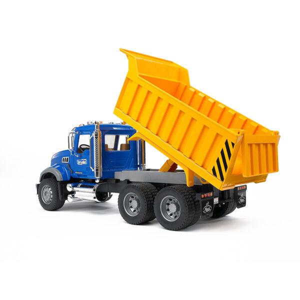 Camión Volquete Mack – Ref. Bruder 2815 - 1