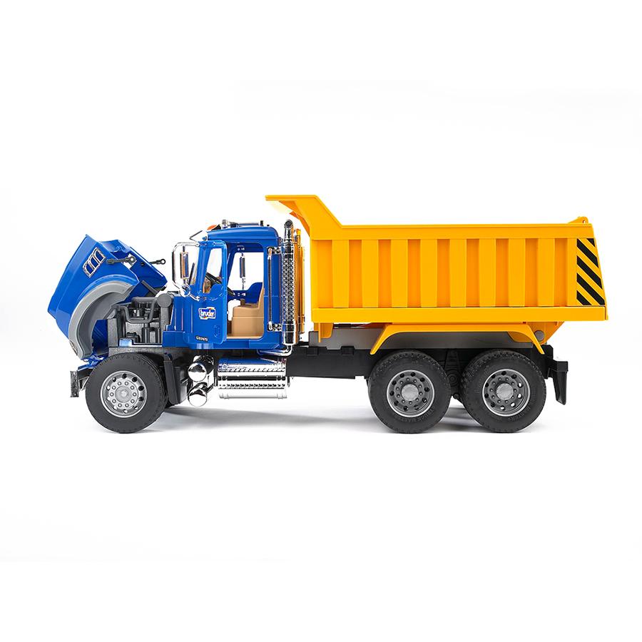 Camión Volquete Mack – Ref. Bruder 2815 - 2