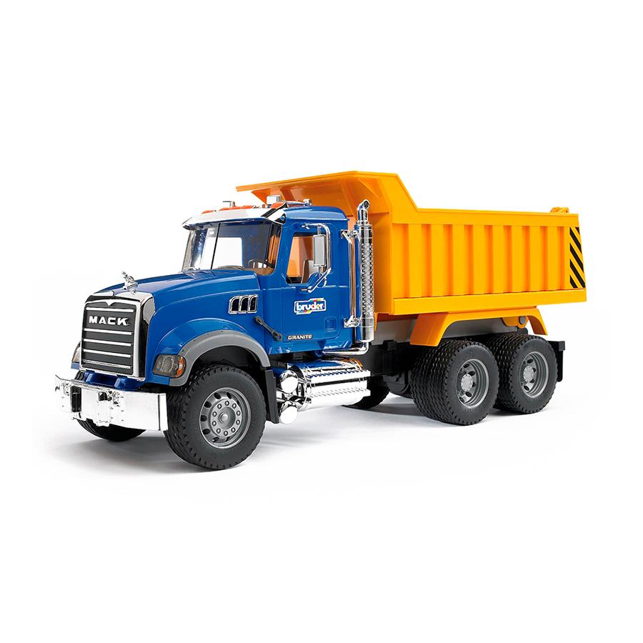 Camión Volquete Mack – Ref. Bruder 2815