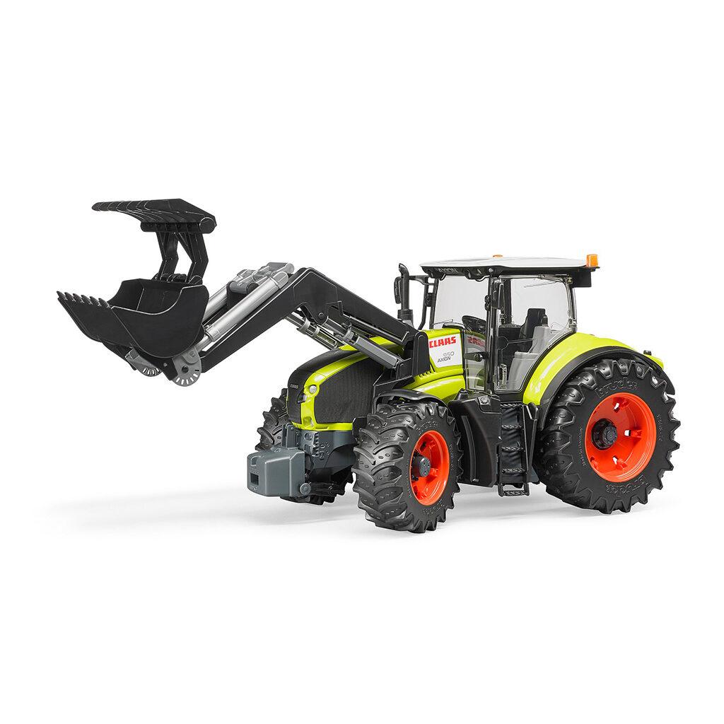 Tractor Claas Axion 950 con pala – Ref. Bruder 3013