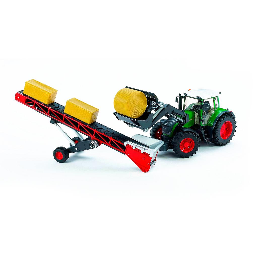 Tractor Fendt 936 Vario con pala frontal – Ref. Bruder 3041 - 1