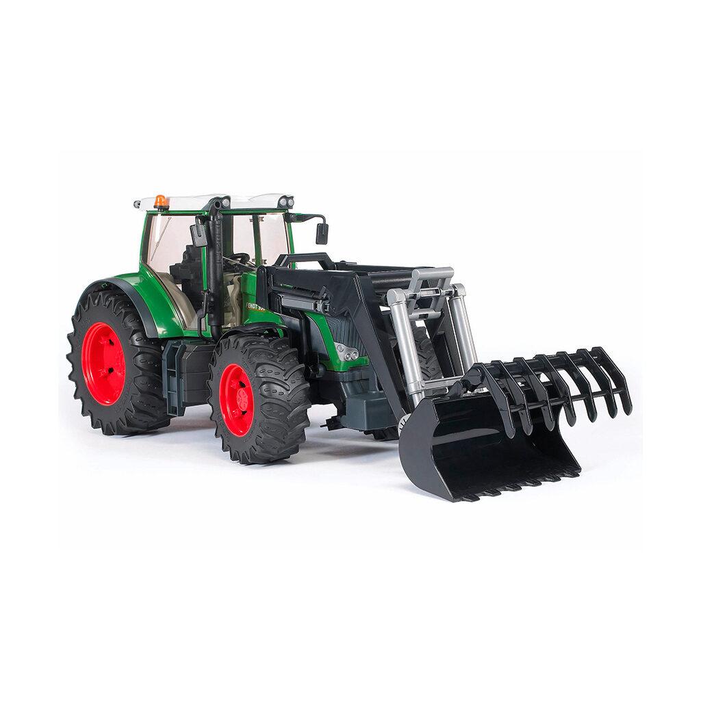 Tractor Fendt 936 Vario con pala frontal – Ref. Bruder 3041