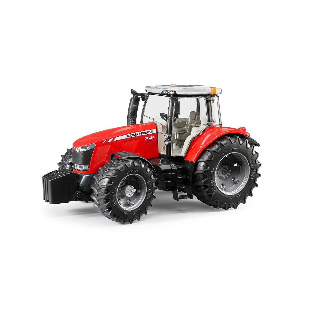 Tractor Massey Ferguson 7624 – Ref. Bruder 3046