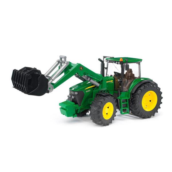 Tractor John Deere 7930 con pala frontal – Ref. Bruder 3051