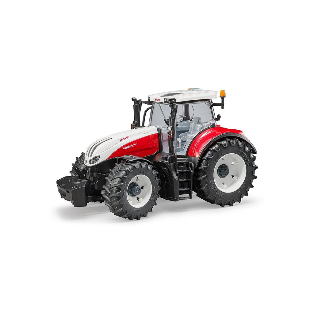 Tractor Steyr 6300 Terrus CVT – Ref. Bruder 3180