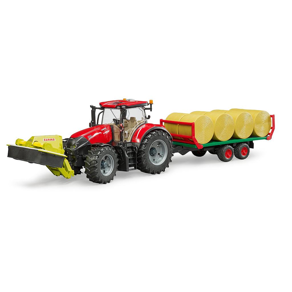 Tractor Case IH Optum 300 CVX – Ref. Bruder 3190 - 1