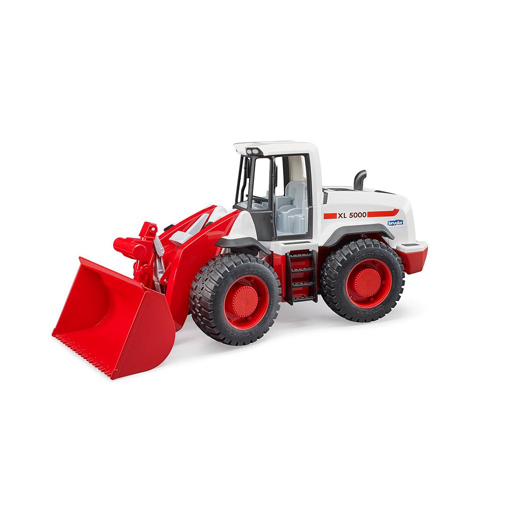 Cargador Frontal XL 5000 – Ref. Bruder 3410