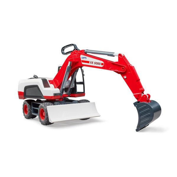 Excavadora XE 5000 con brazo y cuchara – Ref. Bruder 3411
