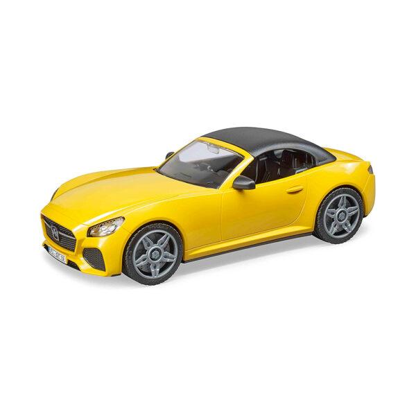 Coche Descapotable Roadster Biplaza – Ref. Bruder 3480