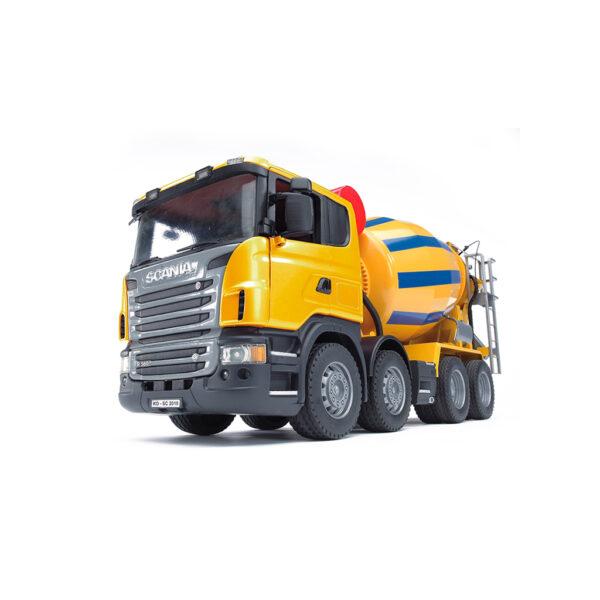 Camión Hormigonera Scania – Ref. Bruder 3554 - 1