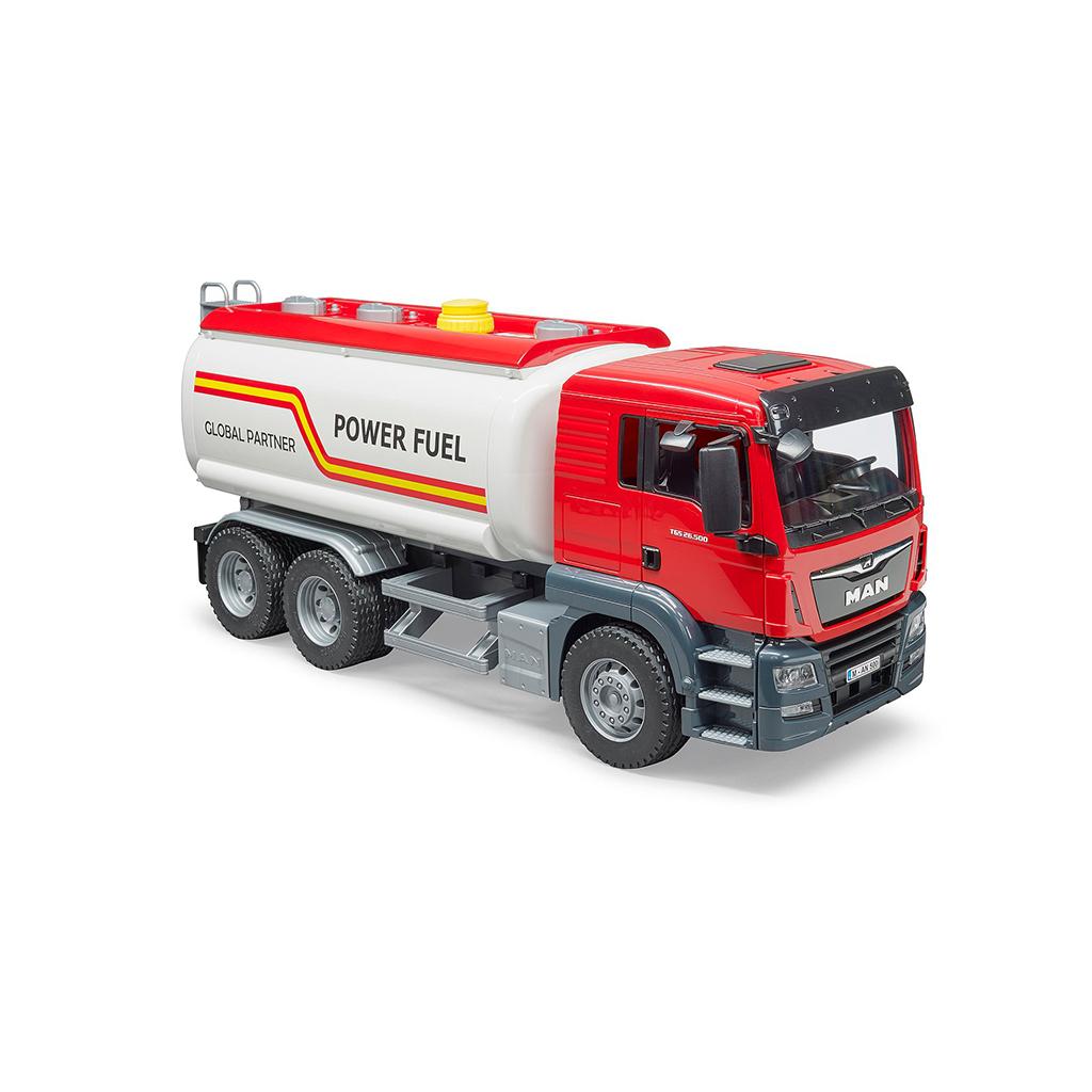 Camión Cisterna MAN TGS Gasoil – Ref. Bruder 3775 - 1