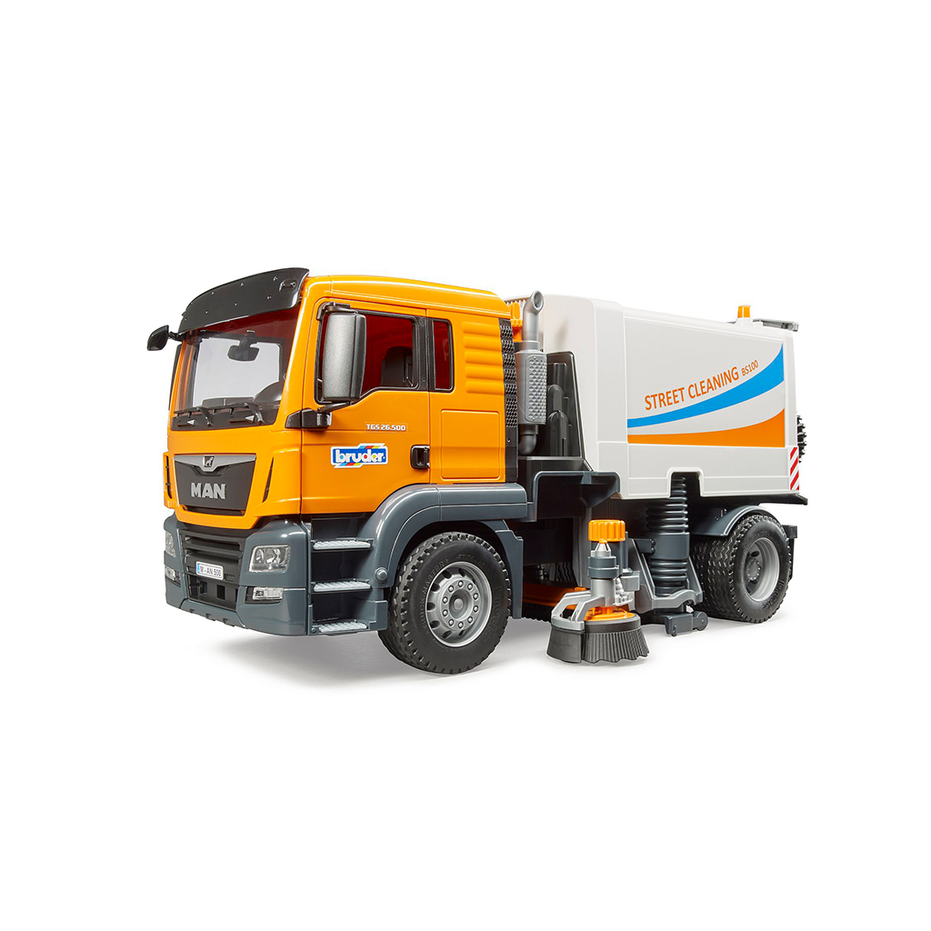 Camión Barredora MAN TGS – Ref. Bruder 3780 - 1